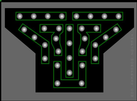 Bikin Sendiri Rangkaian Lampu LED Untuk Lampu Rem Motor