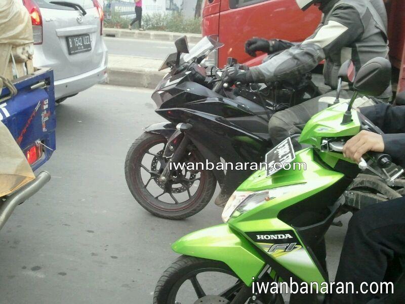 Penampakan Baru Headlamp Yamaha R25 Gallant Banget Motorblitz