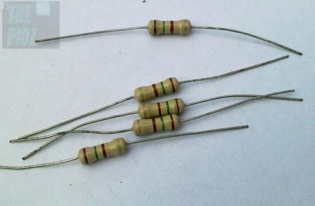 resistor 150 ohm