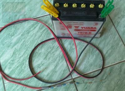 motorblitz kabel gede+resistor+aki