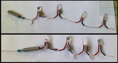 motorblitz rangkaian 4 led
