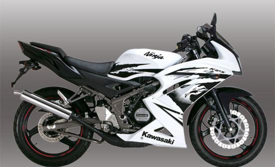 Ninja 150rr Special Edition