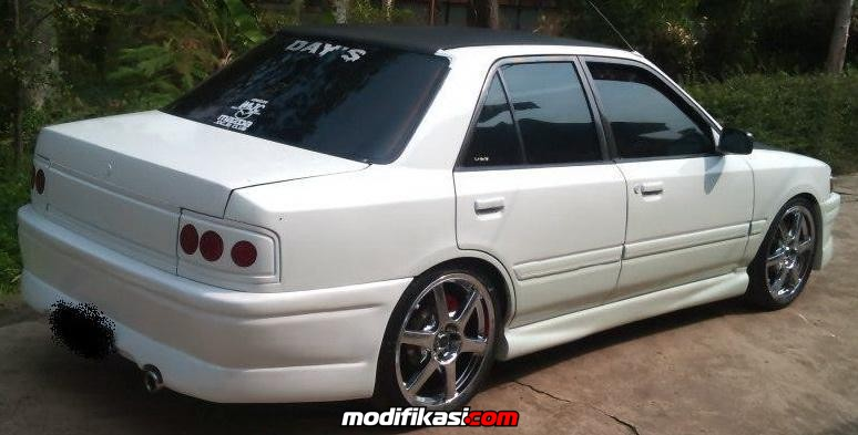 81 Koleksi Modifikasi Mobil Mazda Capella Terbaru