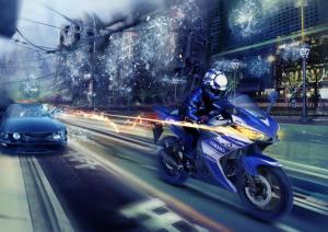17yamaha speed finishing s