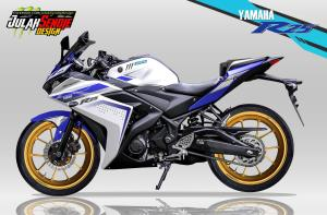 23YZF R25 Design