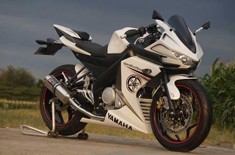 Top yamaha byson modif ninja 250