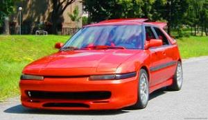 Mazda Astina 8