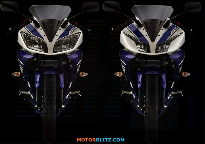 skotlet lampu Yamaha R15