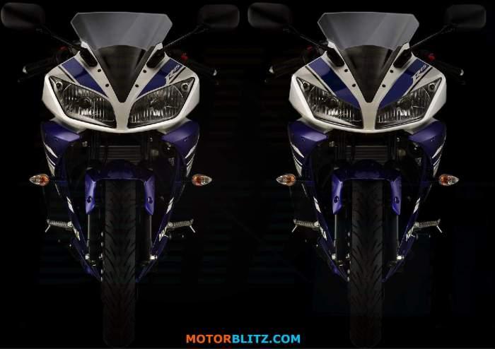 skotlet lampu Yamaha R15f