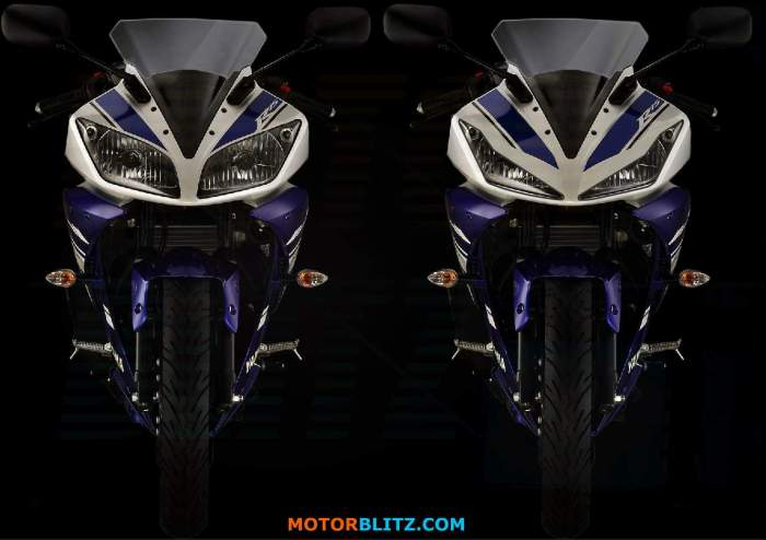 skotlet lampu Yamaha R15i
