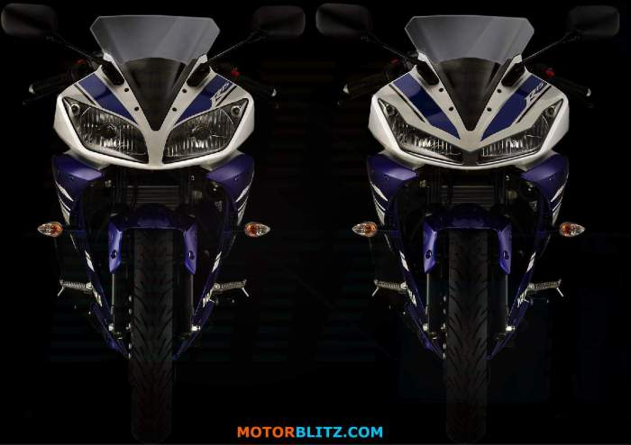 skotlet lampu Yamaha R15j