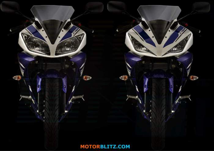 skotlet lampu Yamaha R15m