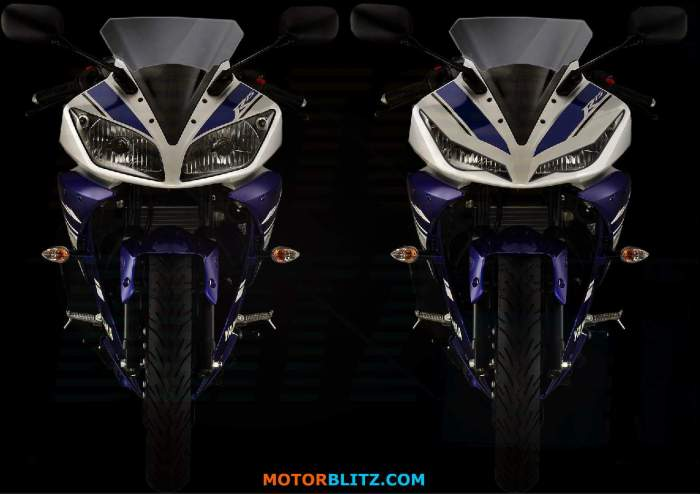 skotlet lampu Yamaha R15n