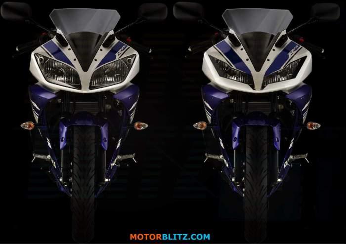 skotlet lampu Yamaha R15q