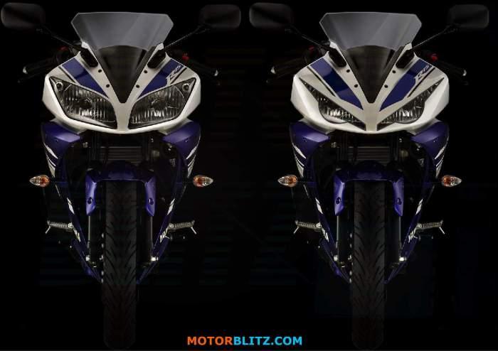 skotlet lampu Yamaha R15r