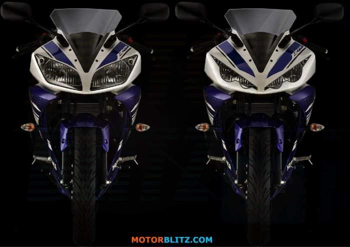 skotlet lampu Yamaha R15s