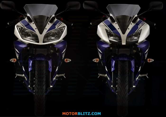 skotlet lampu Yamaha R15x