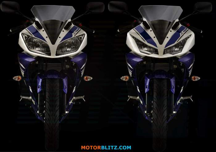 skotlet lampu Yamaha R15y