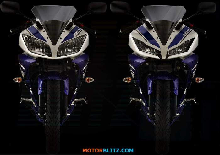 skotlet lampu Yamaha R15z