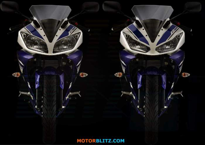 skotlet lampu Yamaha R15za