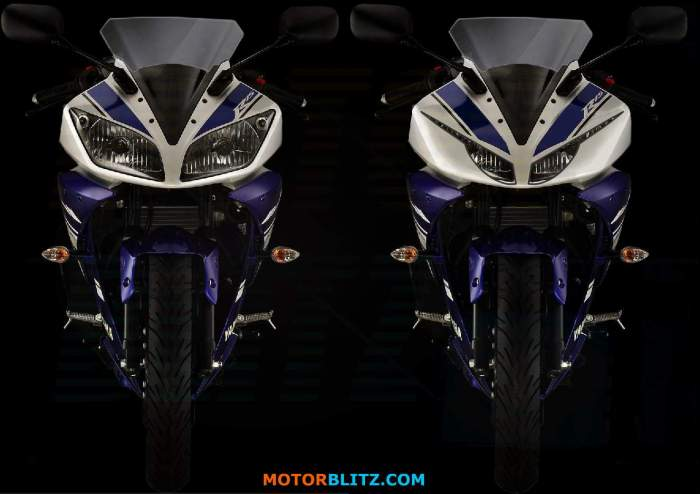 skotlet lampu Yamaha R15zc