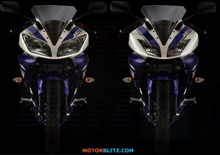 skotlet lampu Yamaha R15ze