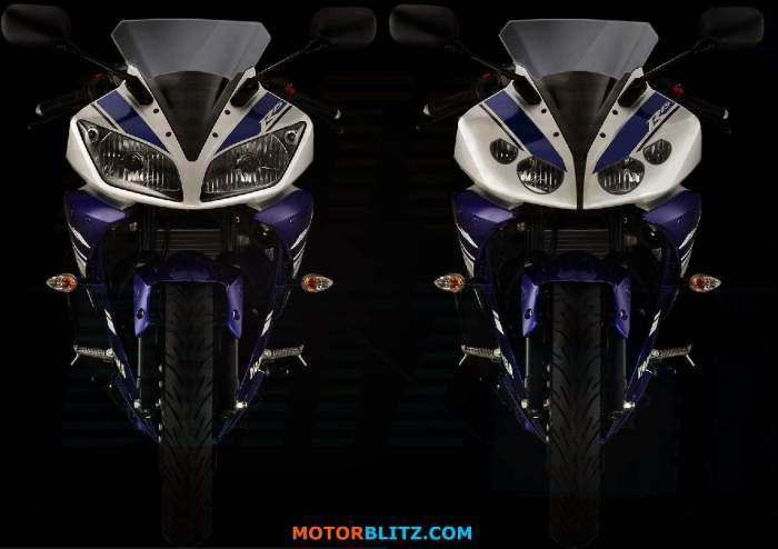 skotlet lampu Yamaha R15zj