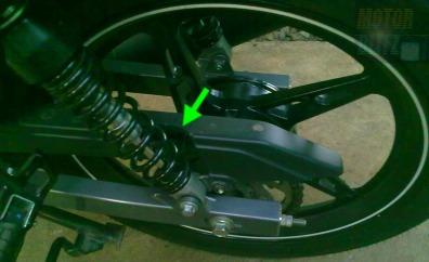 tutup rantai Yamaha Jupiter Z1 Fi