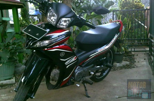 Yamaha Jupiter Z1 Fi 1