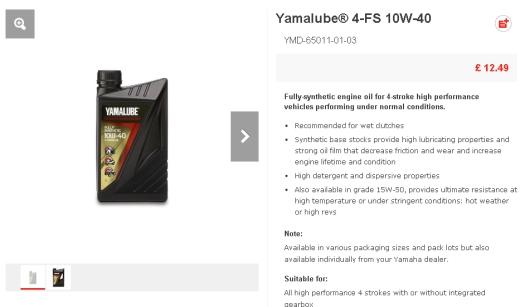 yamalube 4-fs eu uk