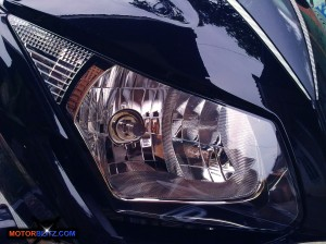 all new cbr150r headlamp dual keen eyes 2