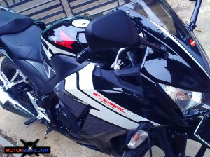 all new cbr150r headlamp dual keen eyes 3