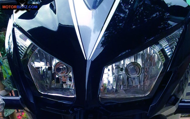 all new cbr150r headlamp dual keen eyes