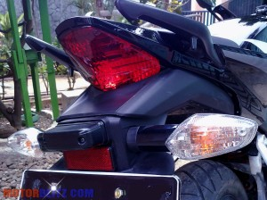 cbr150r rear indonesia