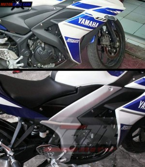 Deltabox yamaha r25