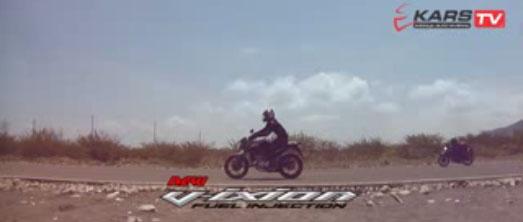 Drag Race Yamaha New Vixion VS Honda CB150R Streetfire 700 m race 3b