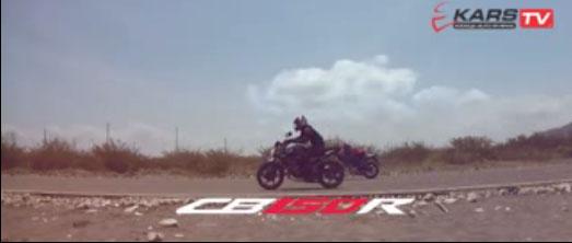 Drag Race Yamaha New Vixion VS Honda CB150R Streetfire 700 m5b
