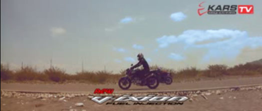 Drag Race Yamaha New Vixion win