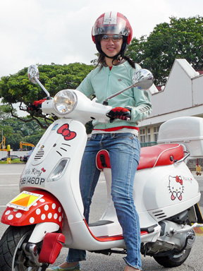 hellokitty modernbuddy