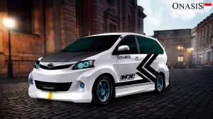 new avanza modified