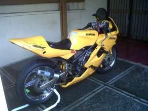 ninja 150 rr kuningggg