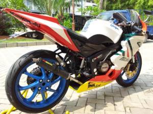 ninja150rr  rw