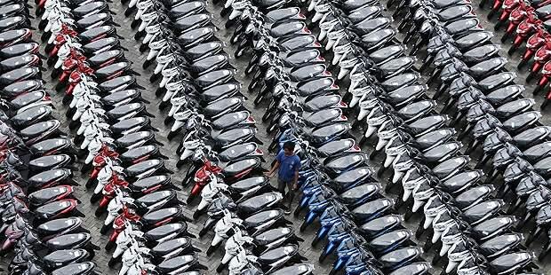 penjualan motor
