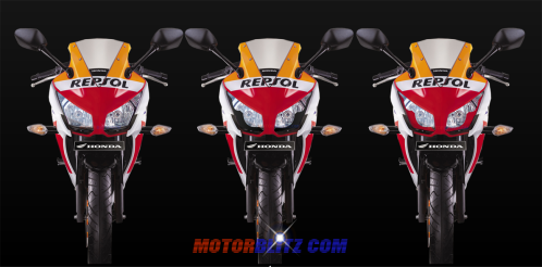 skotlet headlamp cbr150r lokal 2k