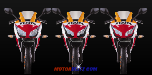 skotlet headlamp cbr150r lokal 2l