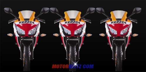 skotlet headlamp cbr150r lokal 2m