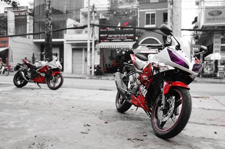 Skotlet Yamaha R15 4