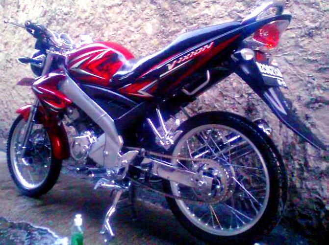 Vixion Thai Look N Motorblitz
