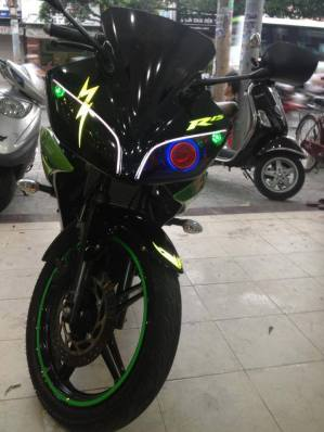 yamaha r15 striping headlamp