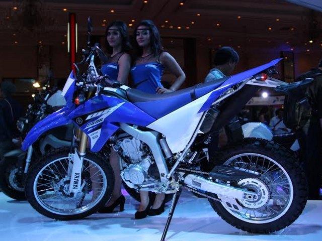Yamaha wr250r imos 4